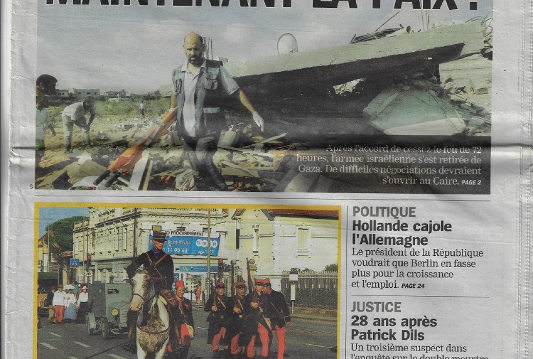 la marseillaise 6 aout 2014