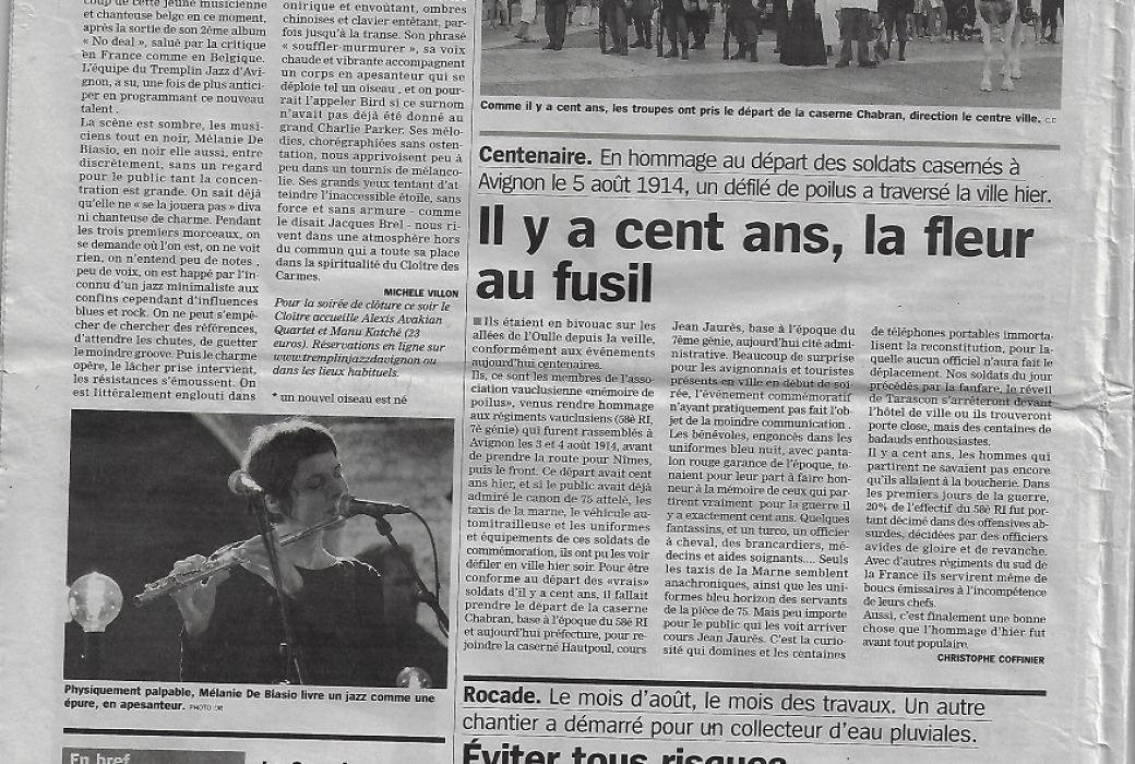 la marseillaise 6 aout 2014-2