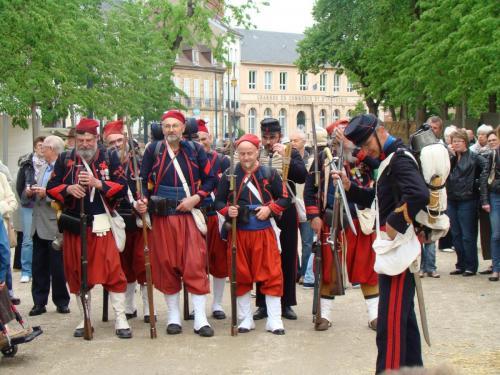 Bivouac commémoratif 14-18 Moulin
