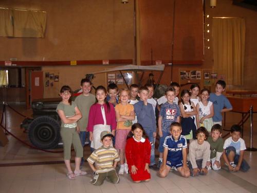 Ecole primaire de Caumont
