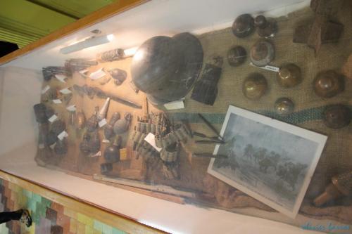 Exposition Fontaine de Vaucluse Mémoire de poilus