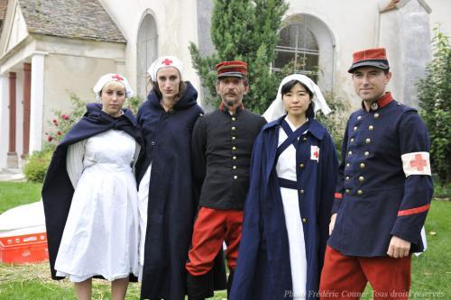 Combats de Villeroy 14-18 mémoire de poilus